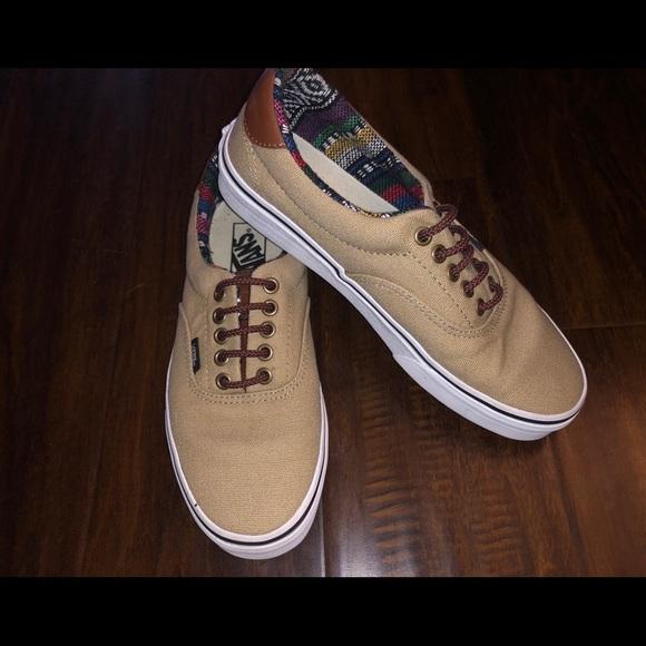 Vans Shoes | Reggae Baja Canvas Shoe